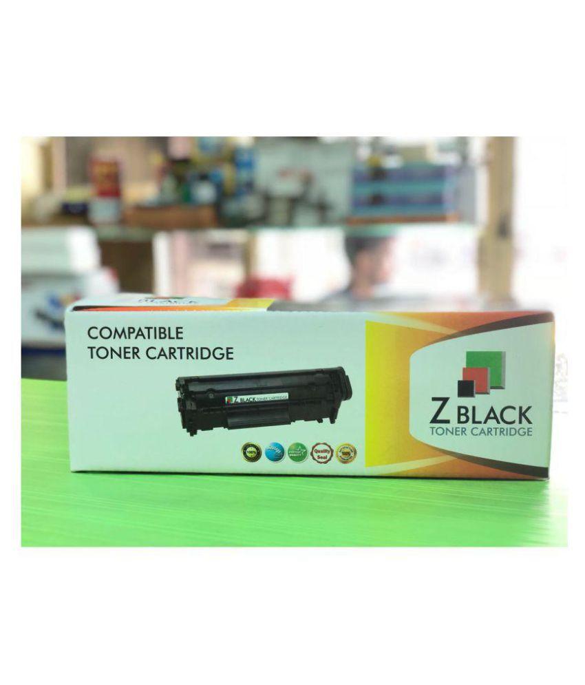 Z BLACK 88A/CC388A Toner Cartridge Black Single