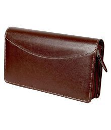 Multiple Cheque Book Holder and Business Card - 22 Slots