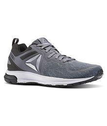 Reebok Gray Running Shoes