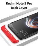 Xiaomi Redmi Note 5 Pro Shock Proof 3-in-1 slim Case Rpcases - Red