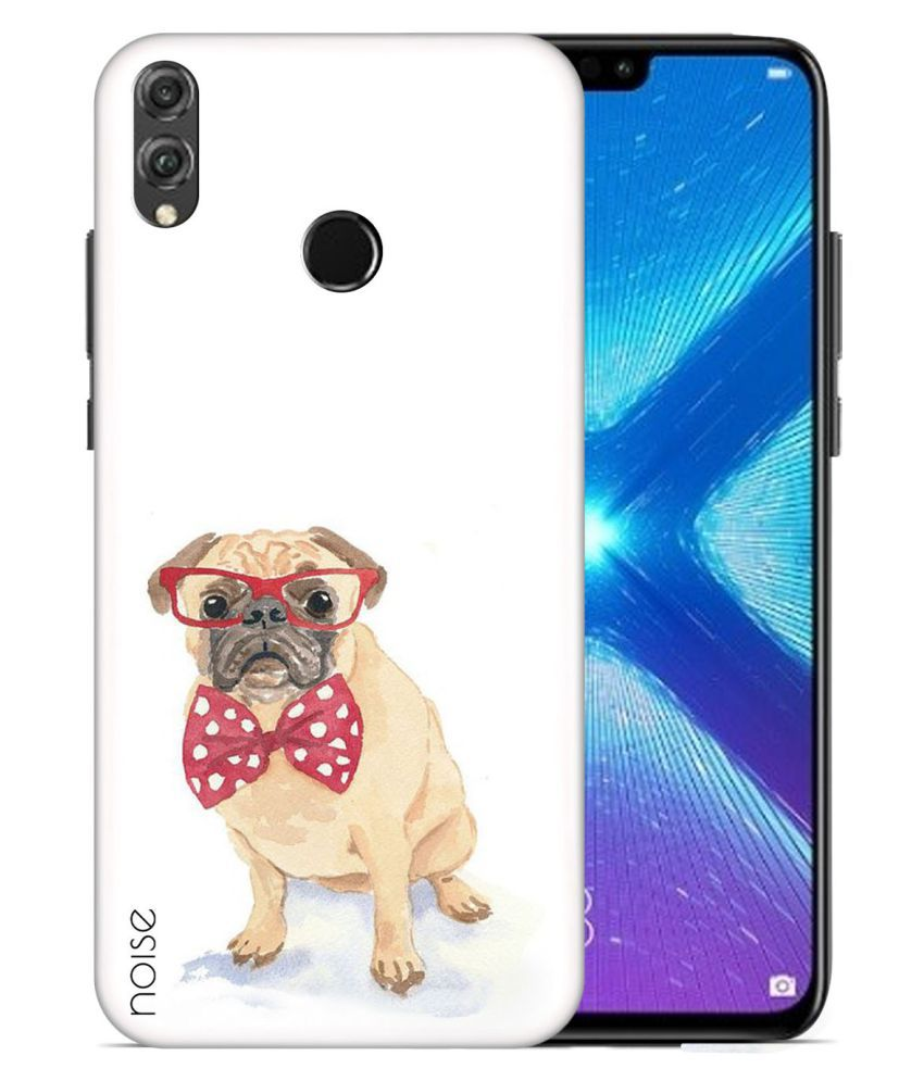 Honor 8X Printed Cover By Noise - Printed Back Covers Online at Low