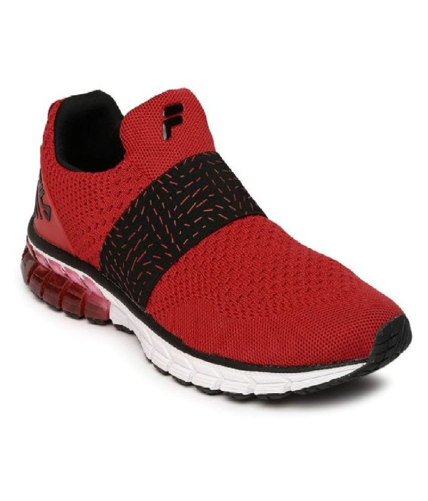 Campus ORACLE Red Running Shoes - Buy Campus ORACLE Red