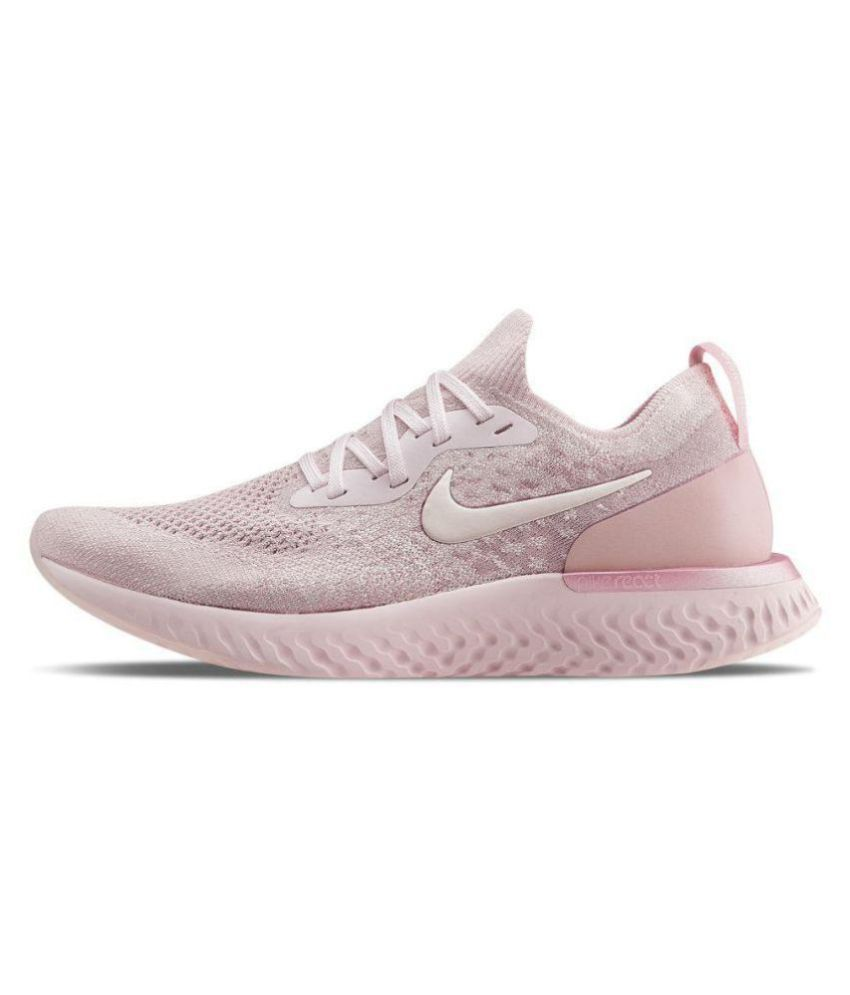 1a428d6be19 Nike Pink Running Shoes Price in India- Buy Nike Pink Running Shoes Online  at Snapdeal