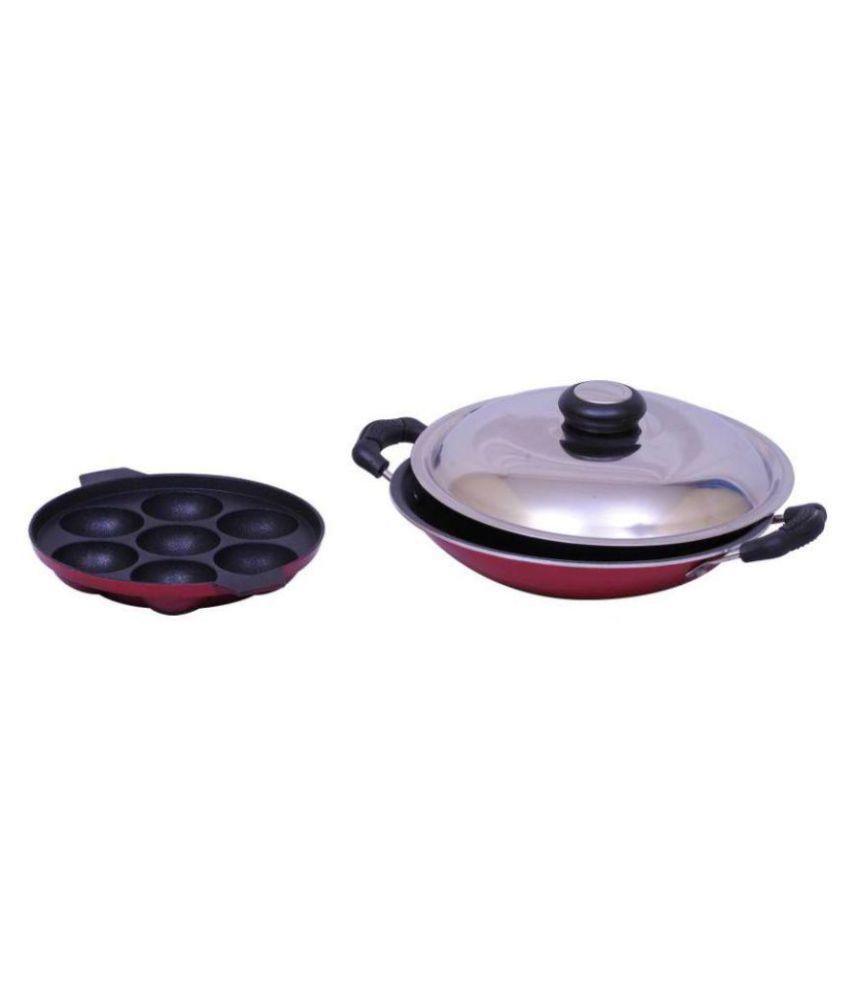 Macclite 3 Piece Cookware Set