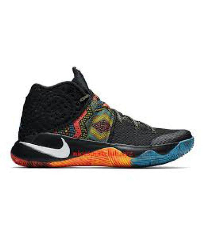 wholesale dealer 5f1a1 c5d31 ... Nike kyrie 2 BHM Multi Color Basketball Shoes ...