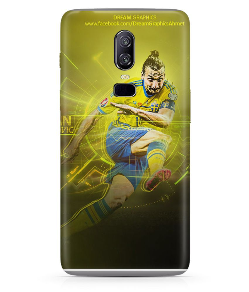 Oneplus 6 Printed Cover By Motivatebox Printed designer back cover for your phone