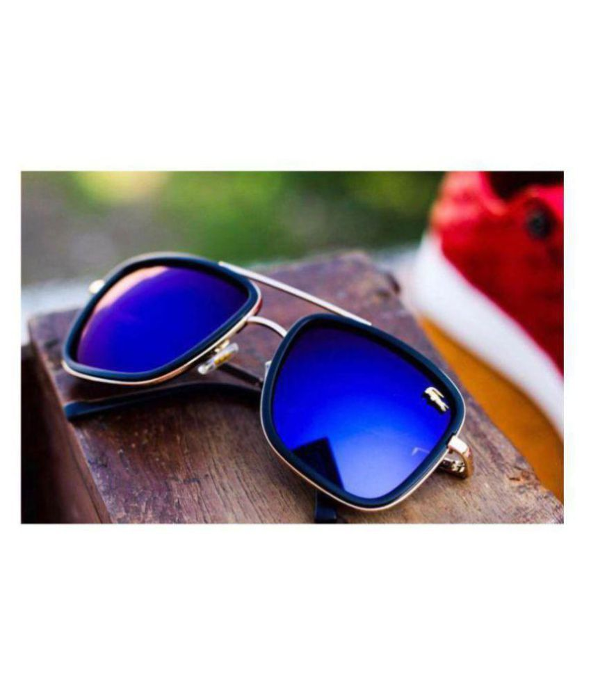 c1480b1688f LACOSTE SUNGLSS Ocean Blue Aviator Sunglasses ( L134 ) - Buy LACOSTE SUNGLSS  Ocean Blue Aviator Sunglasses ( L134 ) Online at Low Price - Snapdeal