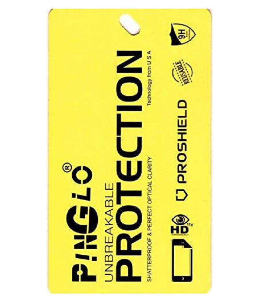 Samsung Galaxy J7 Prime AntiGlare Screen Guard By Pinglo unbreakable