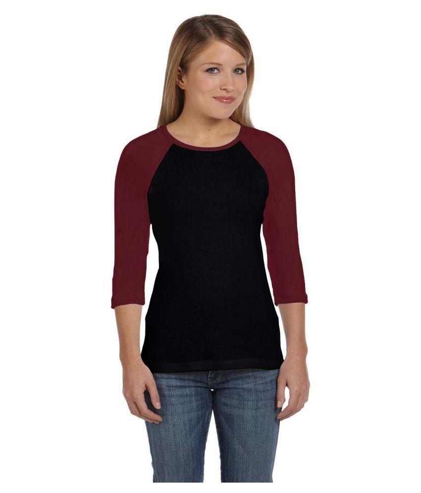 Uniq Products Cotton Night T-Shirt - Multi Color