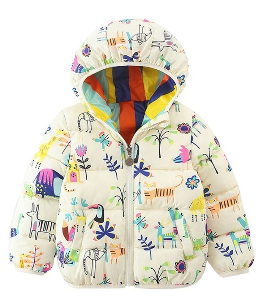 Teenage Girls Jackets Spring Autumn  New Kids Girls Hoodies Sweatshirt Girls Sportswear Top Girls Patterned Coat