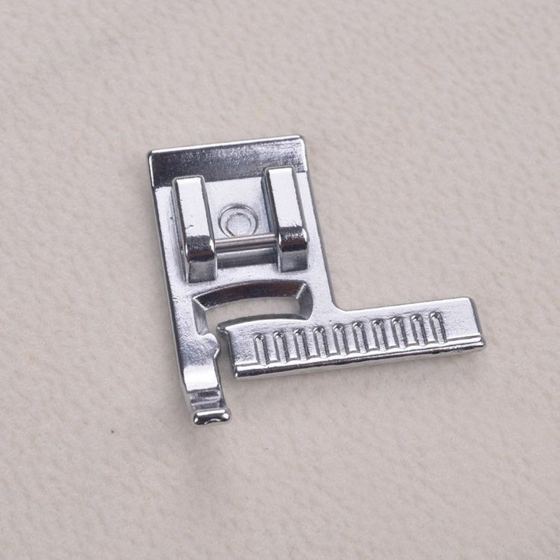 Yagines Zig Zag Ruler Foot Presser For Brother Singer Janome Interesting Ruler Foot For Brother Sewing Machine