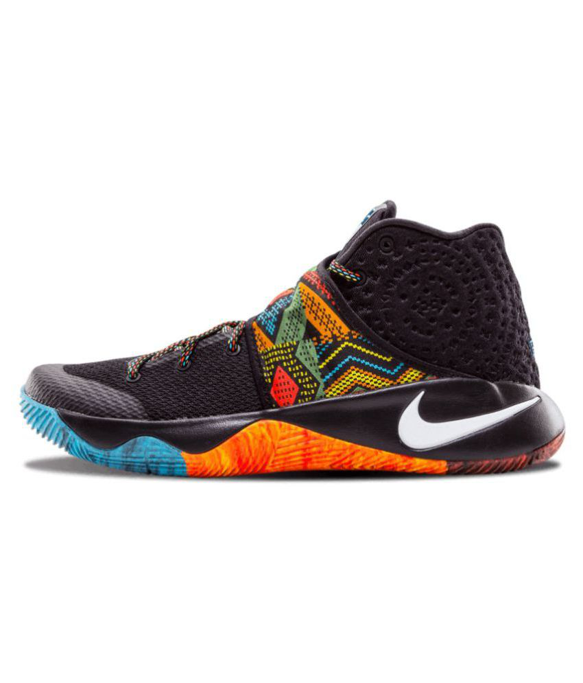 best website 6c858 6d5ae Nike kyrie 2 BHM Multi Color Basketball Shoes - Buy Nike kyrie 2 BHM Multi  Color Basketball Shoes Online at Best Prices in India on Snapdeal