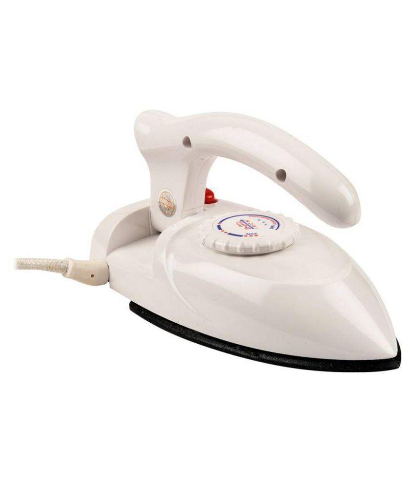 Dannyboyz TI-404 300 Watt Travel Iron WHITE
