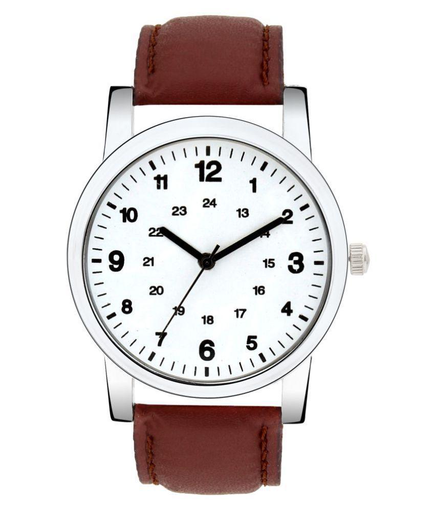 Gen-Z SN-CLA-001 Fabric Analog Men's Watch