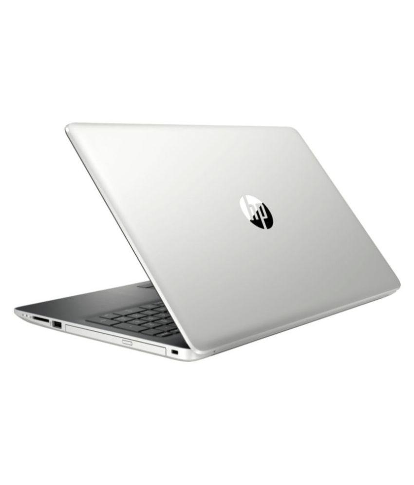 HP - da0077TX Intel Core i5 8th Gen 15 6-inch FHD Laptop (8GB/1TB  HDD/DOS/2GB NVIDIA Geforce Graphics/Sparkling Black/2 5 kg)