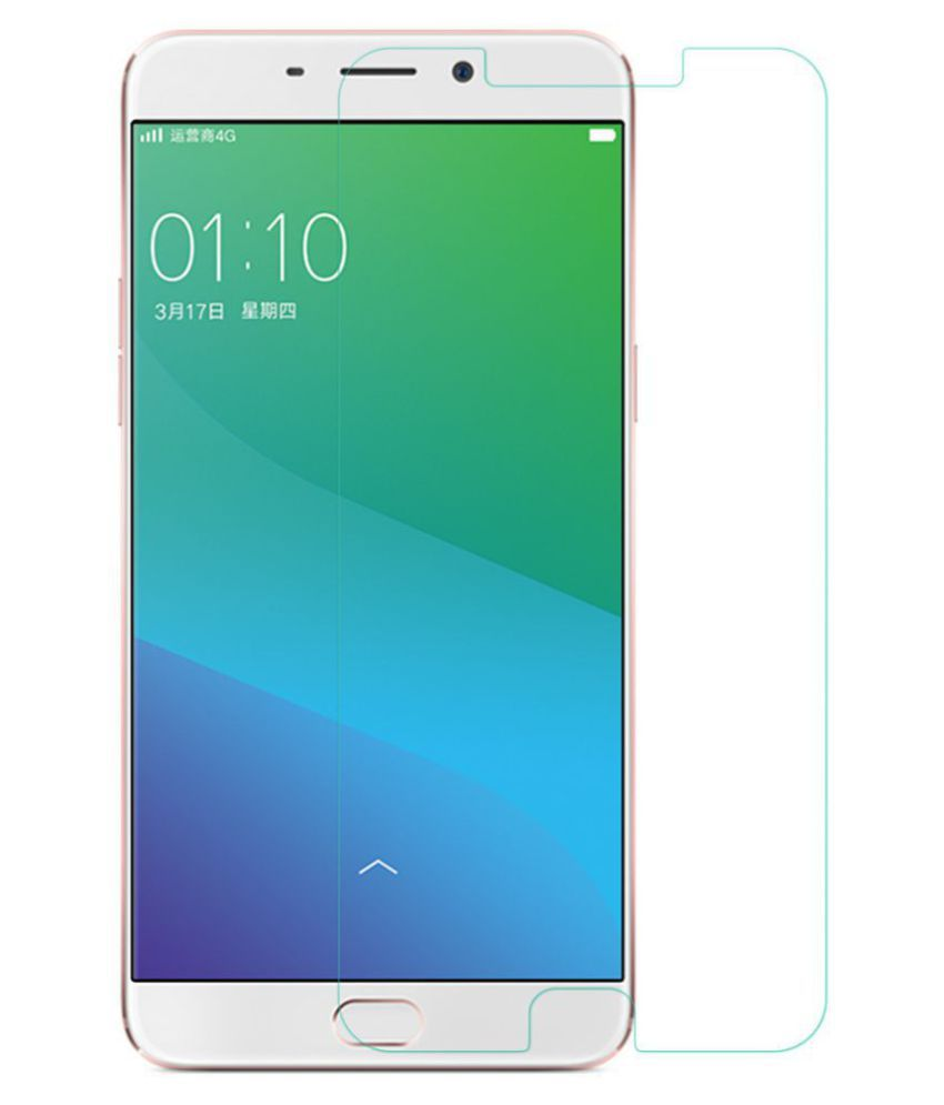 Oppo R9 Tempered Glass Screen Guard By Spectacular Ace