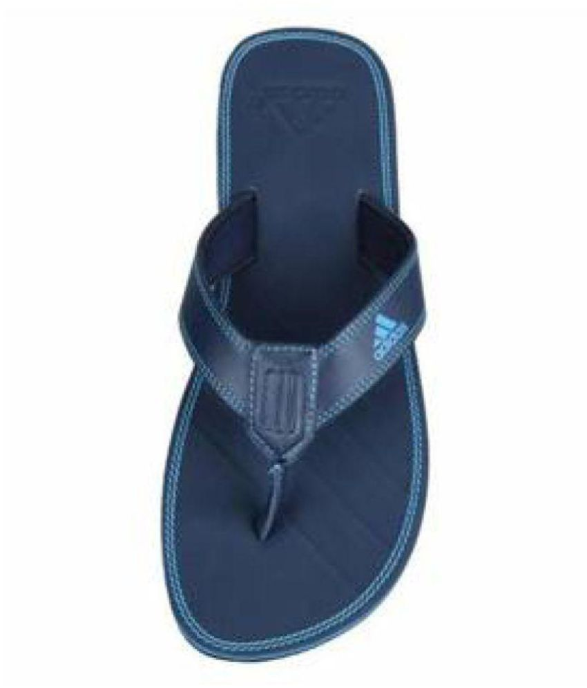 Adidas Blue Thong Flip Flop Price in India Buy Adidas Blue Thong