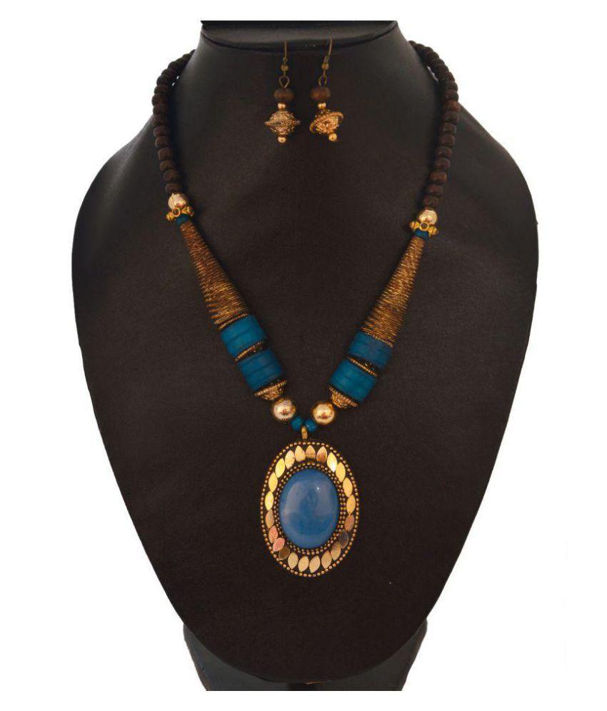 Motley None Multi Color Other Designer None Necklaces Set