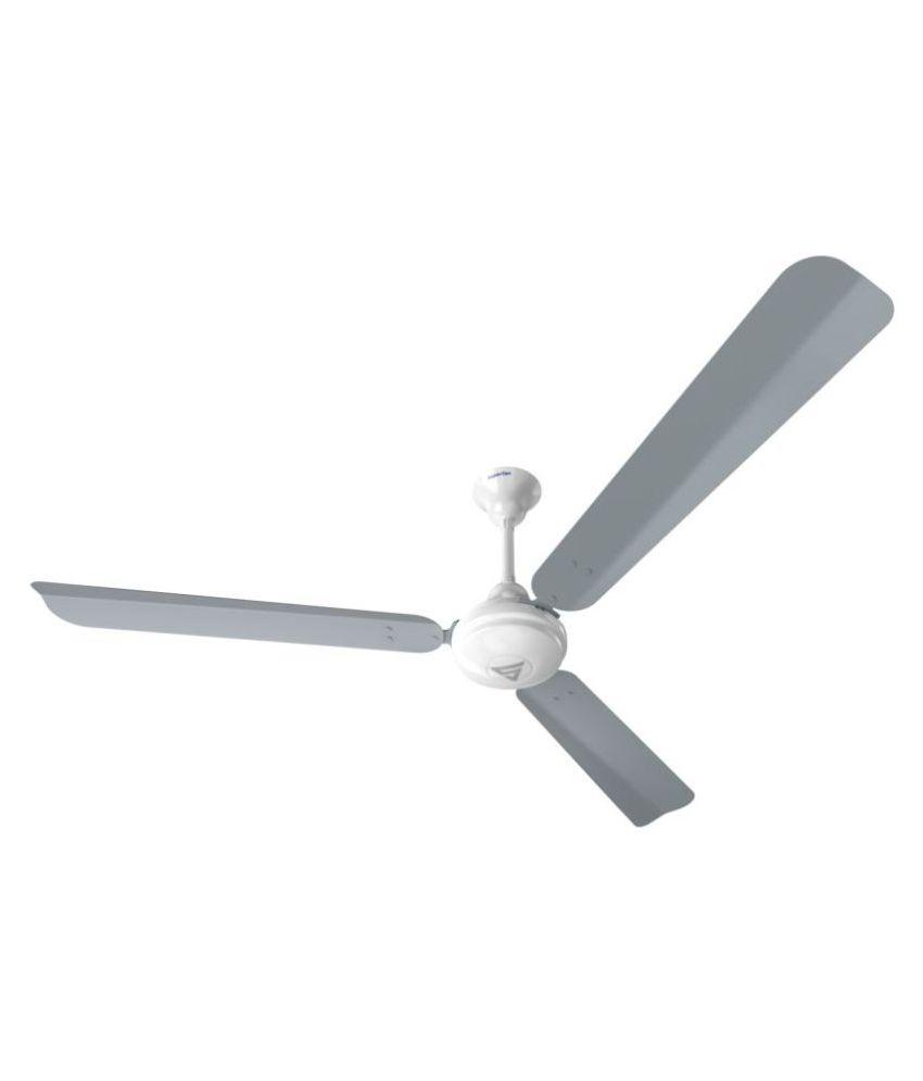 Superfan 1400 Super V1 Ceiling Fan Grey Price In India Buy