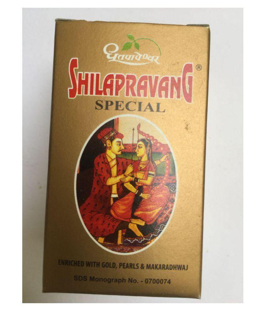 Dhootapapeshwar shilapravang Tablet 30 no.s Pack Of 1