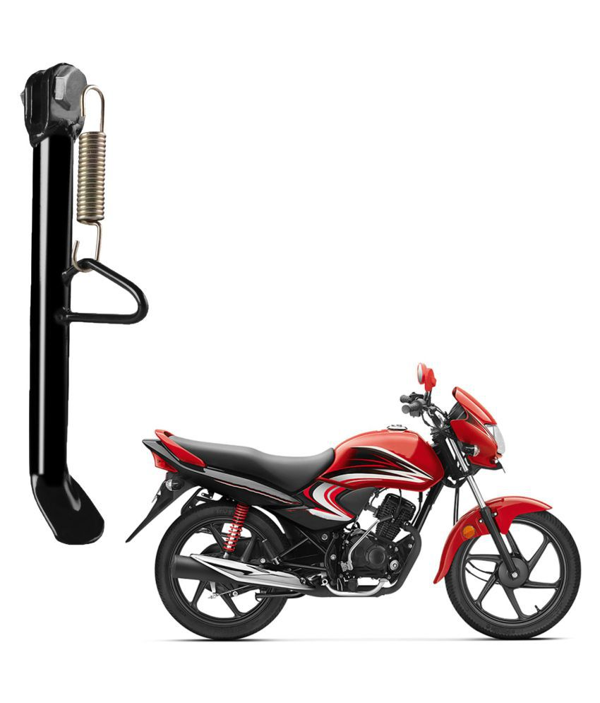 Autofy Side Stand For Honda Dream Yuga Black Buy Autofy Side Stand For Honda Dream Yuga Black Online At Low Price In India On Snapdeal