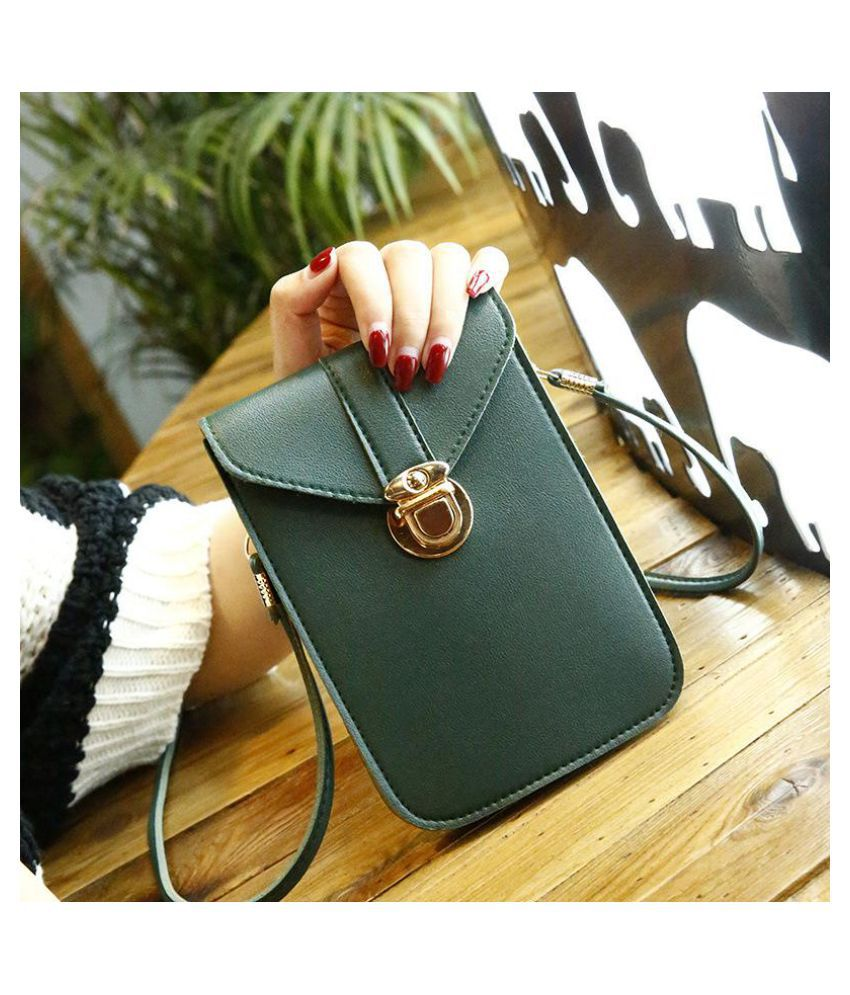 b15249a47c77 ... Mini Crossbody Bag For Women Cell Phone Messenger Bags PU Leather Shoulder  Bag Small Purse Lady ...