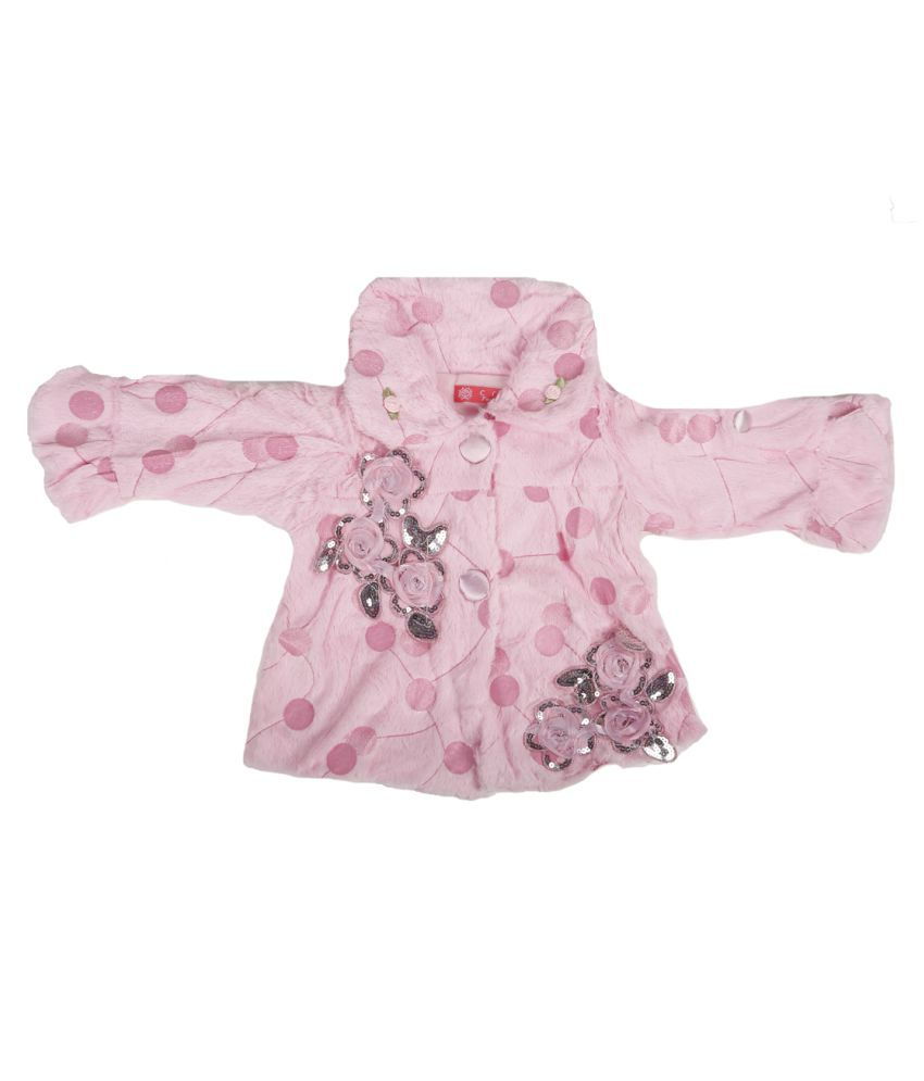 BABY BOO GIRLS JACKET
