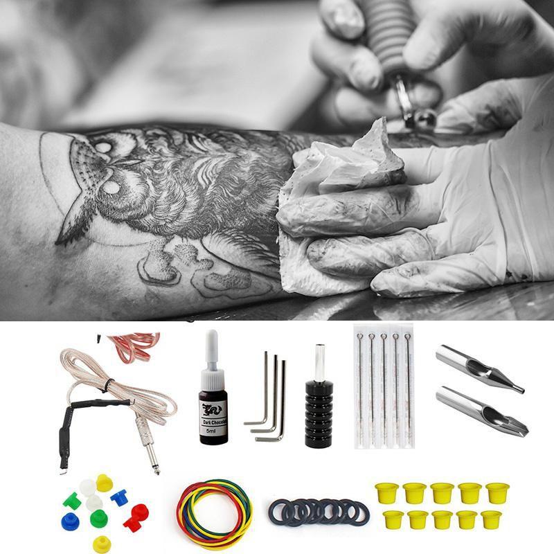 Fashion Diy Complete Secant Playing Fog Machine Tattoo Kit