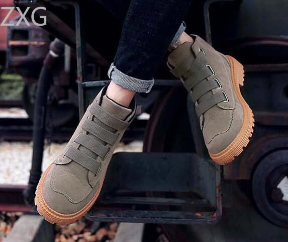Niti Brown Casual Boot