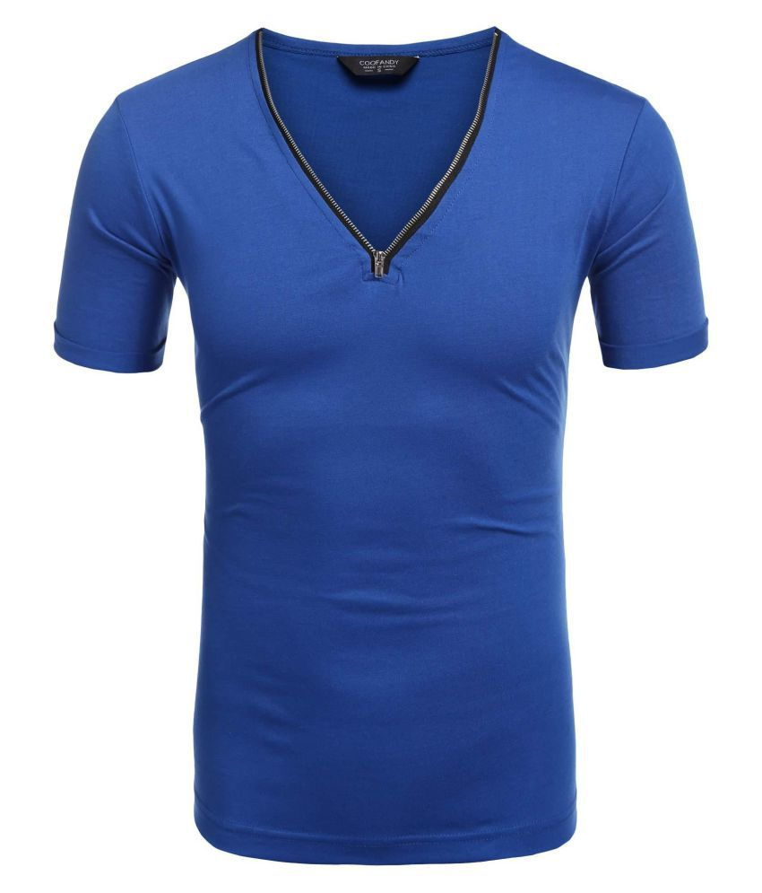 Generic Blue T-Shirt