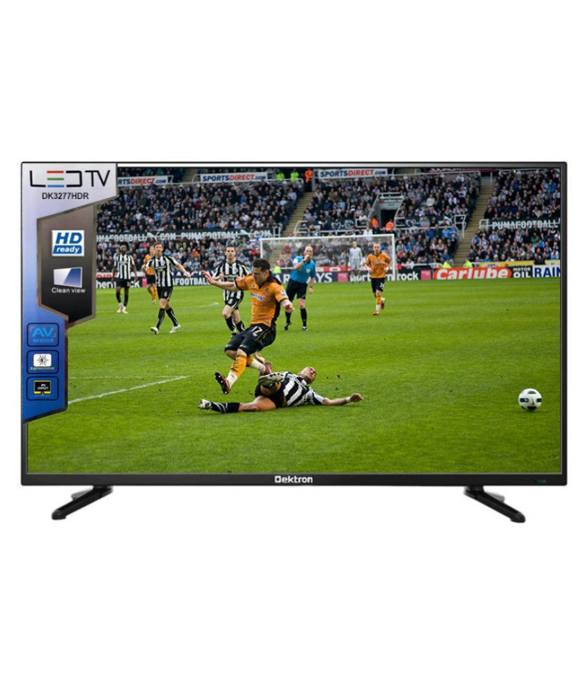 Dektron DK3277HDR 80 cm ( 32 ) HD Ready (HDR) LED Television With 1+2 Year Extended Warranty