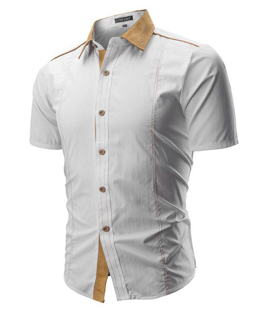 56c75e8b1a Mens Designer Shirts Online Shopping India