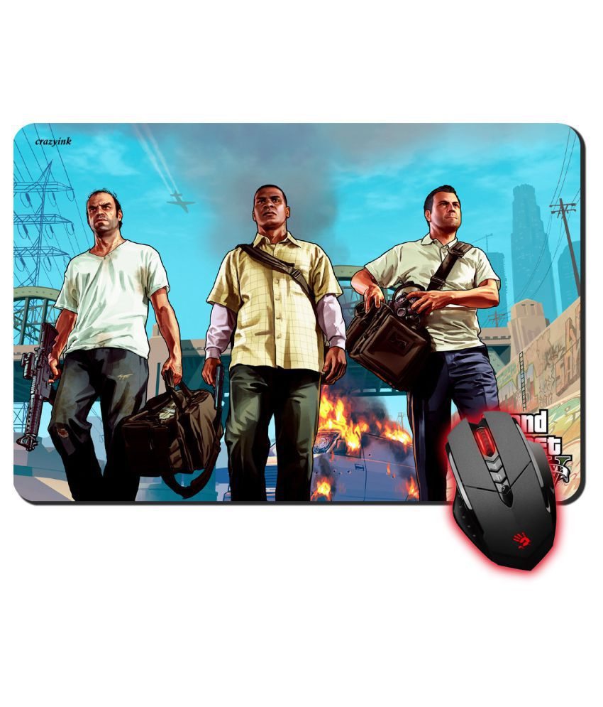 CompuGame GTA 5 Gaming Mouse Pad