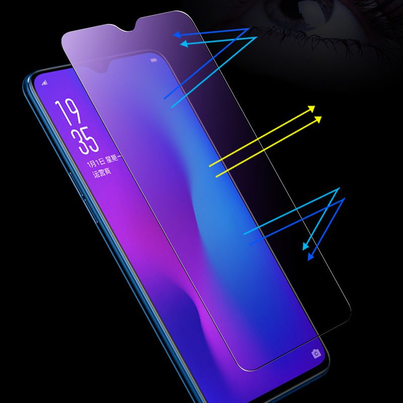 Honor 9 Pro AntiGlare Screen Guard By Cell First ANTI BLUE RAY TEMPER