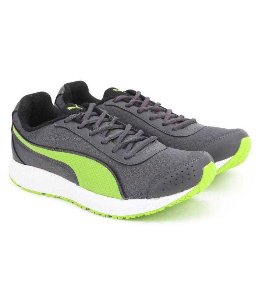 Puma Rapple Running Shoes Gray: Buy