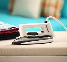 Wipro Smartlife Magiq-750-Watt Dry Iron White