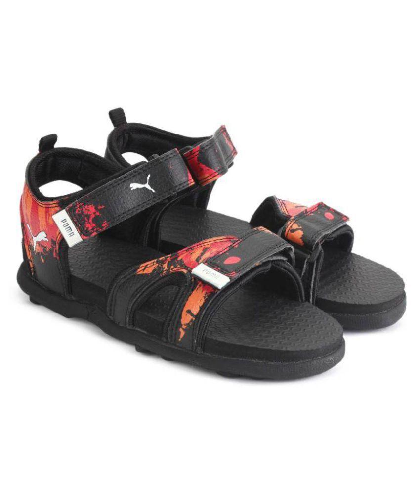 eeeae63c4680 Puma Unisex Kids Velcro Sports Sandals Price in India- Buy Puma Unisex Kids  Velcro Sports Sandals Online at Snapdeal