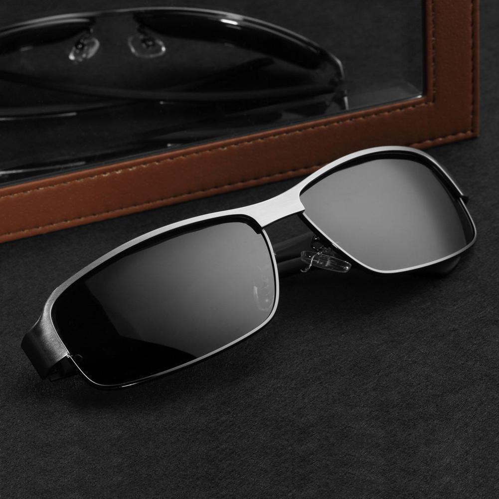 Retro Men's Polarized Driving Sunglasses UV Protection Eyewear Glasses Goggles
