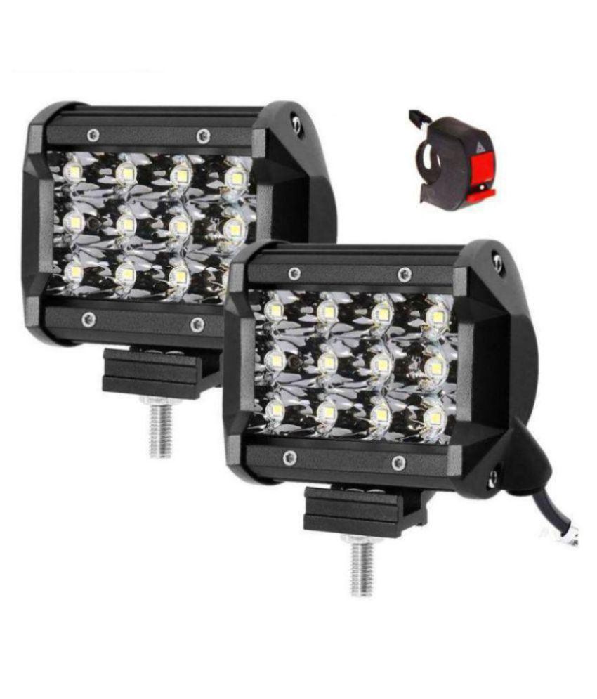 Imad 12 Led Light Universal For Bike With Switch