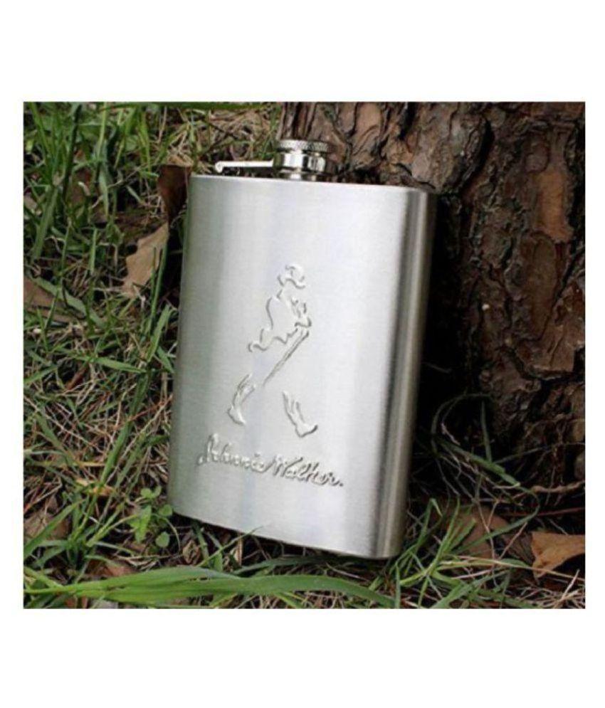 Mannat Steel Hip Flask