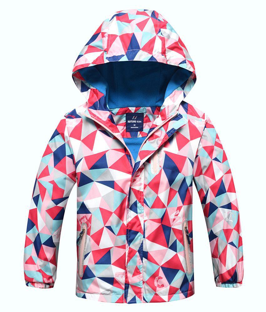 Children's clothing, windproof, waterproof, warm, children's windbreaker