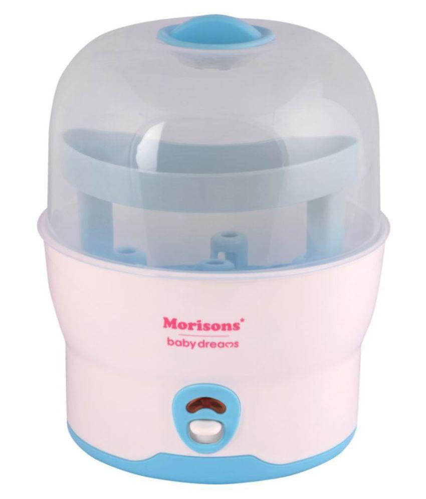 Morisons Baby Dreams Quick Electric Sterilizer- 6 bottles