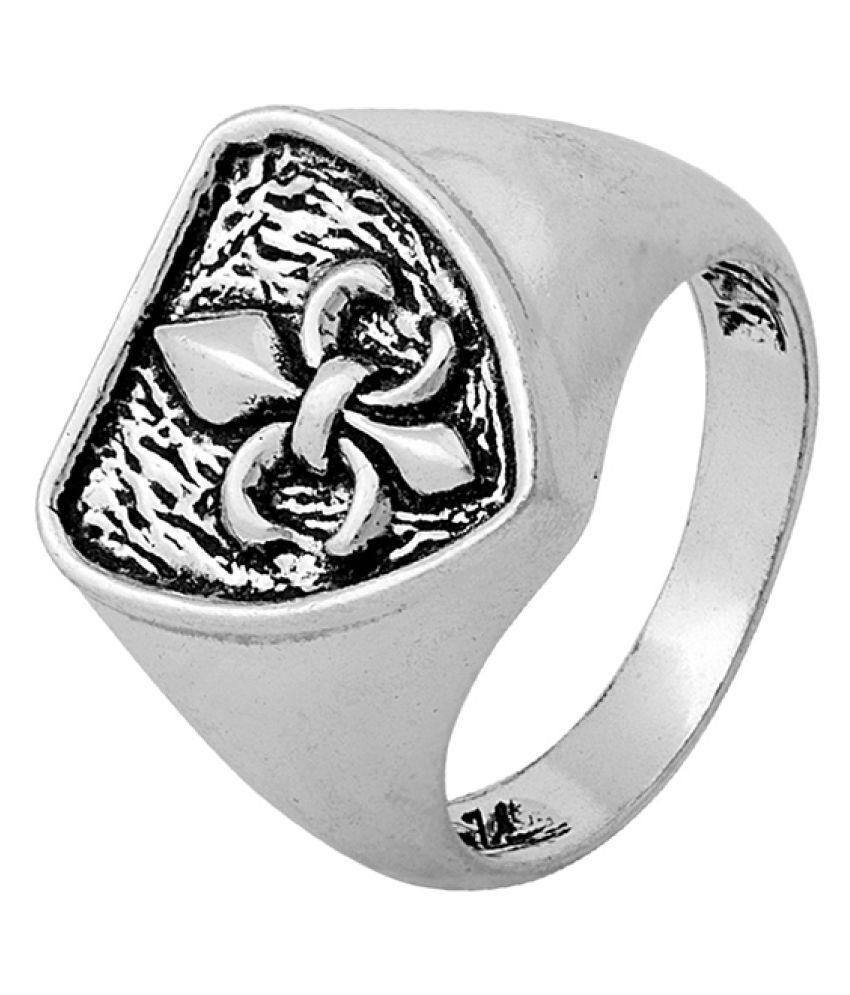 Voylla Silver Brass & Copper etc Rings