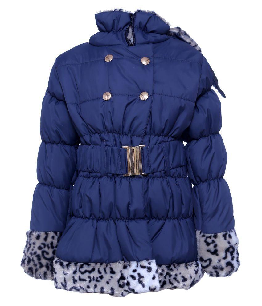 Come In Kids Girls Winter Wears Jacket.
