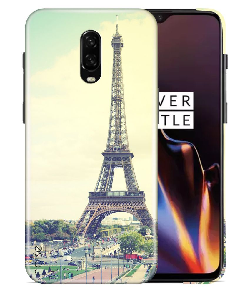 OnePlus 6T Printed Cover By Noise