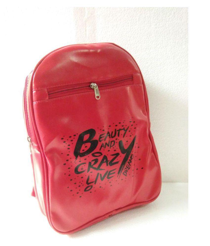 Backpack red backpack Backpack