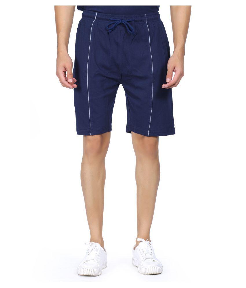 DIPSAN Navy Shorts