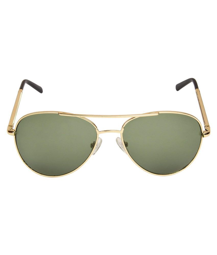 LOF Grey Aviator Sunglasses ( V-9023 )