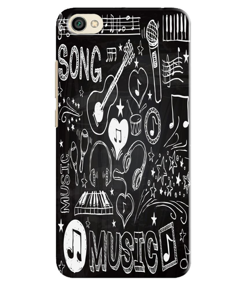 Vivo Y71 Printed Cover By HI5OUTLET
