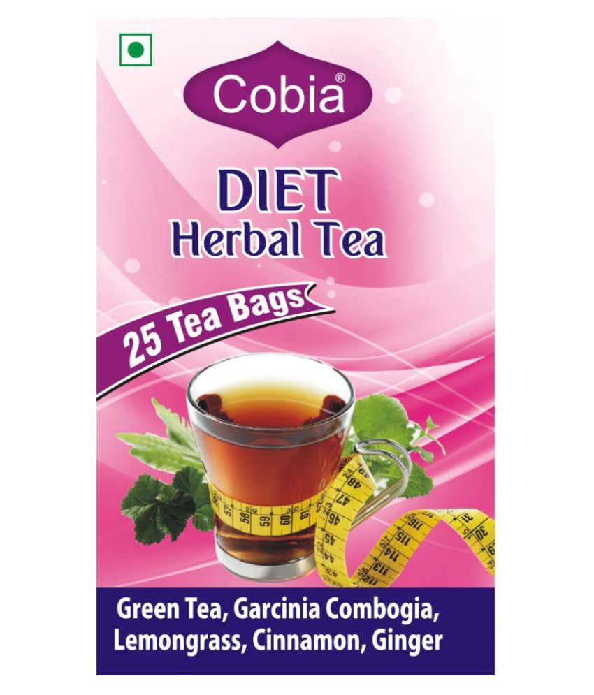 Cobia Green Tea Bags 50 gm